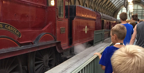Visit the Wizarding World of Harry Potter at Universal Studios with Discount Tickets
