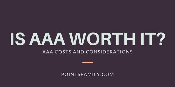 Is AAA Worth It?