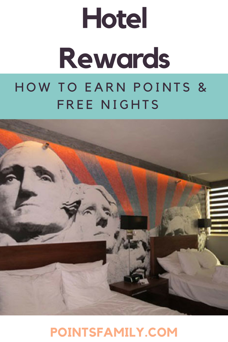 How to Earn Hotel Rewards