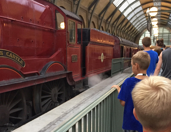 Visit the Wizarding World of Harry Potter at Universal