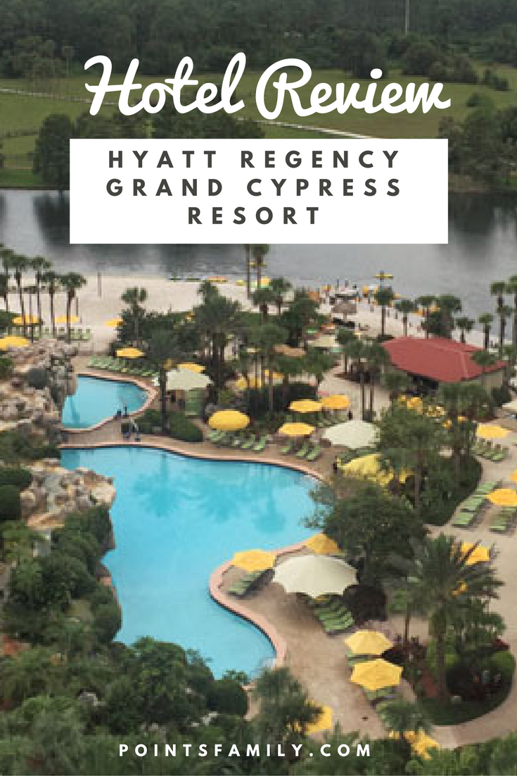 Hyatt Regency Grand Cypress Resort